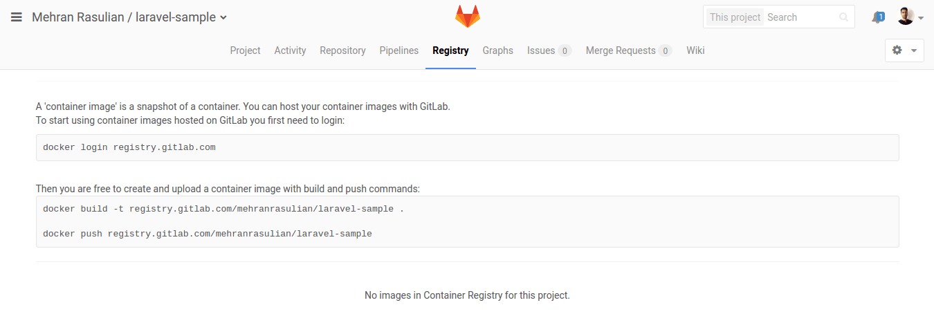 Test and deploy Laravel applications with GitLab CI/CD and