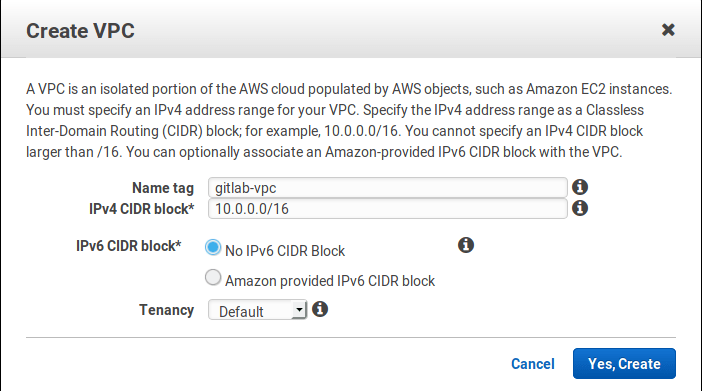 Installing GitLab HA on Amazon Web Services (AWS) | GitLab