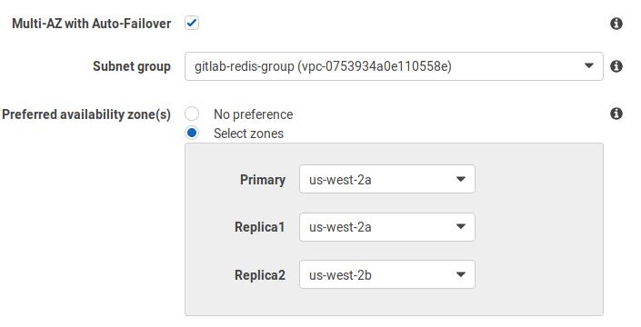 Installing GitLab HA on Amazon Web Services (AWS) | GitLab
