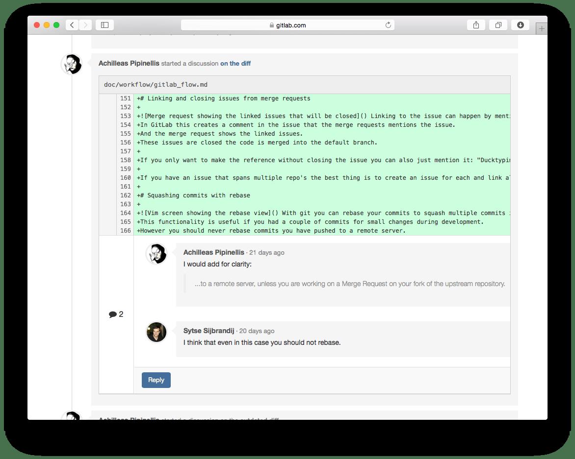 Introduction to GitLab Flow   GitLab